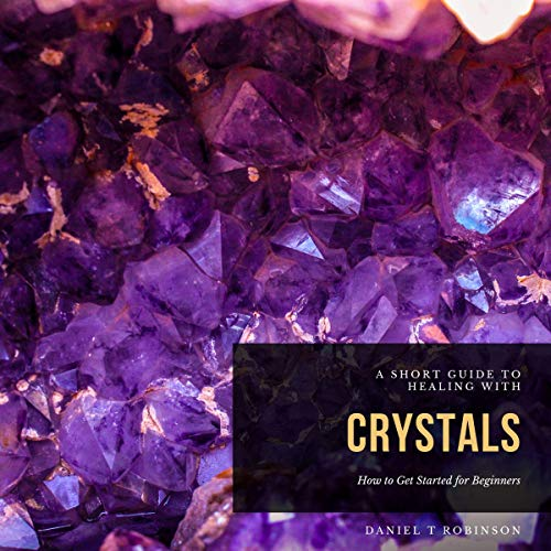 A Short Guide to Healing with Crystals Titelbild