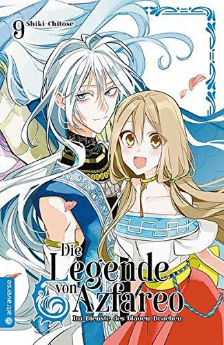 Die Legende von Azfareo 09: Im Dienste des blauen Drachen