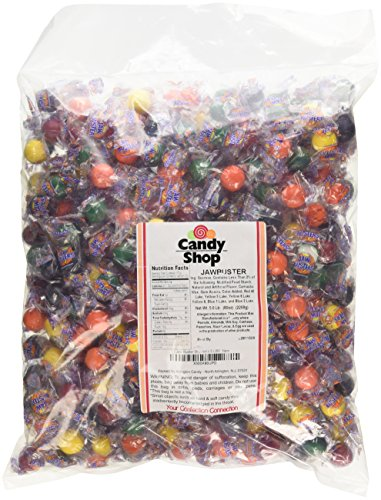 Candy Jawbreakers, 5lb. Individual Wrapped