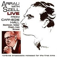 Various: Arrau With Szell