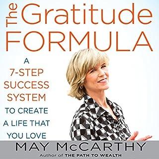 The Gratitude Formula audiobook cover art