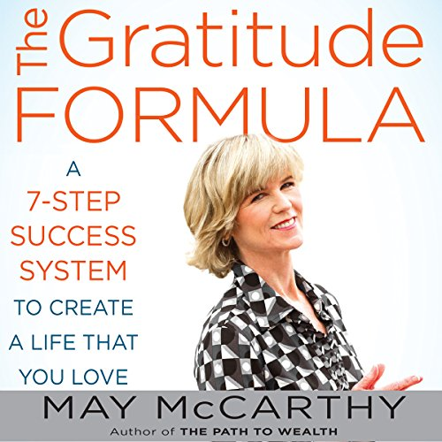 The Gratitude Formula audiobook cover art