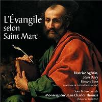 L'Évangile selon Saint Marc livre audio