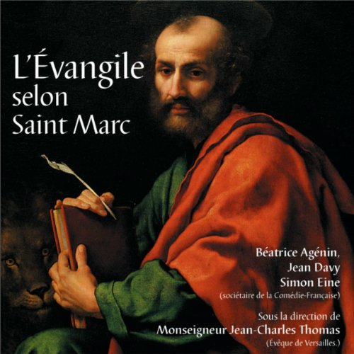 L'Évangile selon Saint Marc : Dans la version de la Bible de Jérusalem cover art