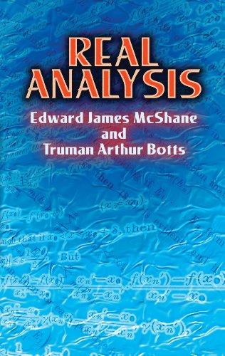Real analysis (dover books on mathematics)