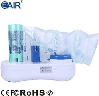 EONE Air Pillow Maker Portable Air Bubble Wrap Making Machine 150B Air Cushion Machine, Portable Air Bubble Pillow Maker,intelligent control,Adjustable temperature and air volume Air Cushion Machine