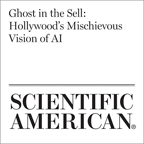 Ghost in the Sell: Hollywood's Mischievous Vision of AI audiobook cover art