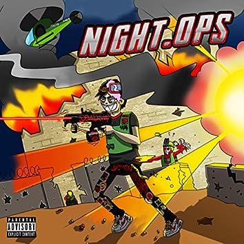 Night Ops (feat. Afourteen)