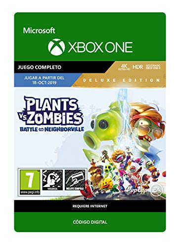 Plants vs. Zombies: Battle for Neighborville Deluxe Edition | Xbox One - Código de descarga