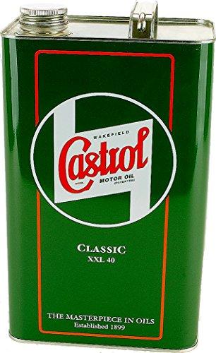 CASTROL CLASSIC XXL 40 Motoröl Oldtimer Classic Cars pre1950 - 4,54 Liter