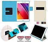 reboon Hülle für Asus ZenPad S 8.0 Z580CA 16GB Tasche Cover Hülle Bumper | in Beige | Testsieger
