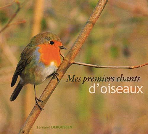 Le CD Mes premiers chants d'oiseaux