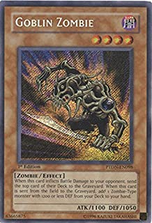 Yu-Gi-Oh! - Goblin Zombie (PTDN-EN098) - Phantom Darkness - Unlimited Edition - Secret Rare