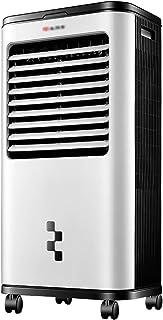 XJJUN-Aire acondicionado portátil Ventilador Frio Refrigeración Humidificación del Aire Agregar Agua Casa Móvil Conveniencia Tanque De Agua De Gran Capacidad, 2 Estilos