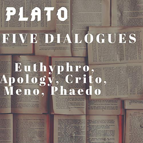 Plato: Five Dialogues cover art