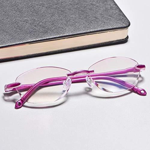 WZYX Gafas De Presbicia con Filtro Anti Luz Azul para Mujer Gafas...