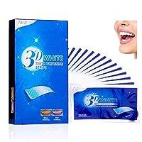 歯のホワイトニングステッカー3Dホワイトジェル歯ホワイトニング迅速な高速結果をストリップホワイトニング歯 天然ミントフレーバー(ボックスあたり14ペア) (サイズ : 2 boxes(28pcs))