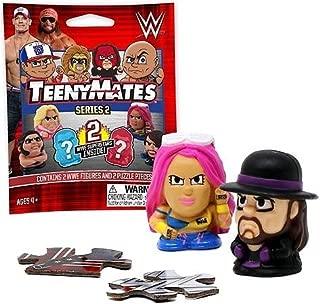 TeenyMates WWE Series 2 Mini-Figures 8-pack