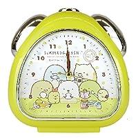 ティーズ すみっコぐらし 目覚まし時計 おむすびクロック すみっこ弁当 SG-5520092SB