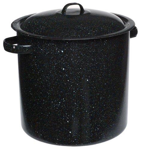 Granite Ware 6124-2 15-1/2-Quart Stock Pot by Granite Ware