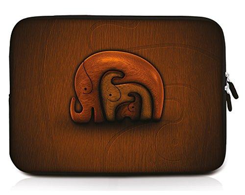 Sidorenko 10,1-10,2 Zoll Tablet Hülle - Tasche aus Neopren, 42 Designer Hülle zur Auswahl