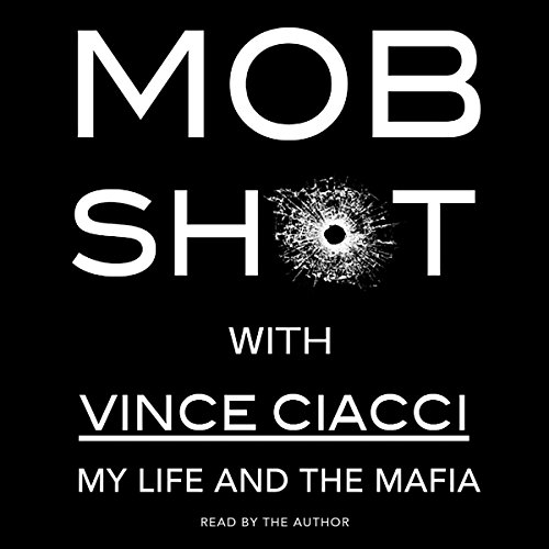Mobshot audiobook cover art