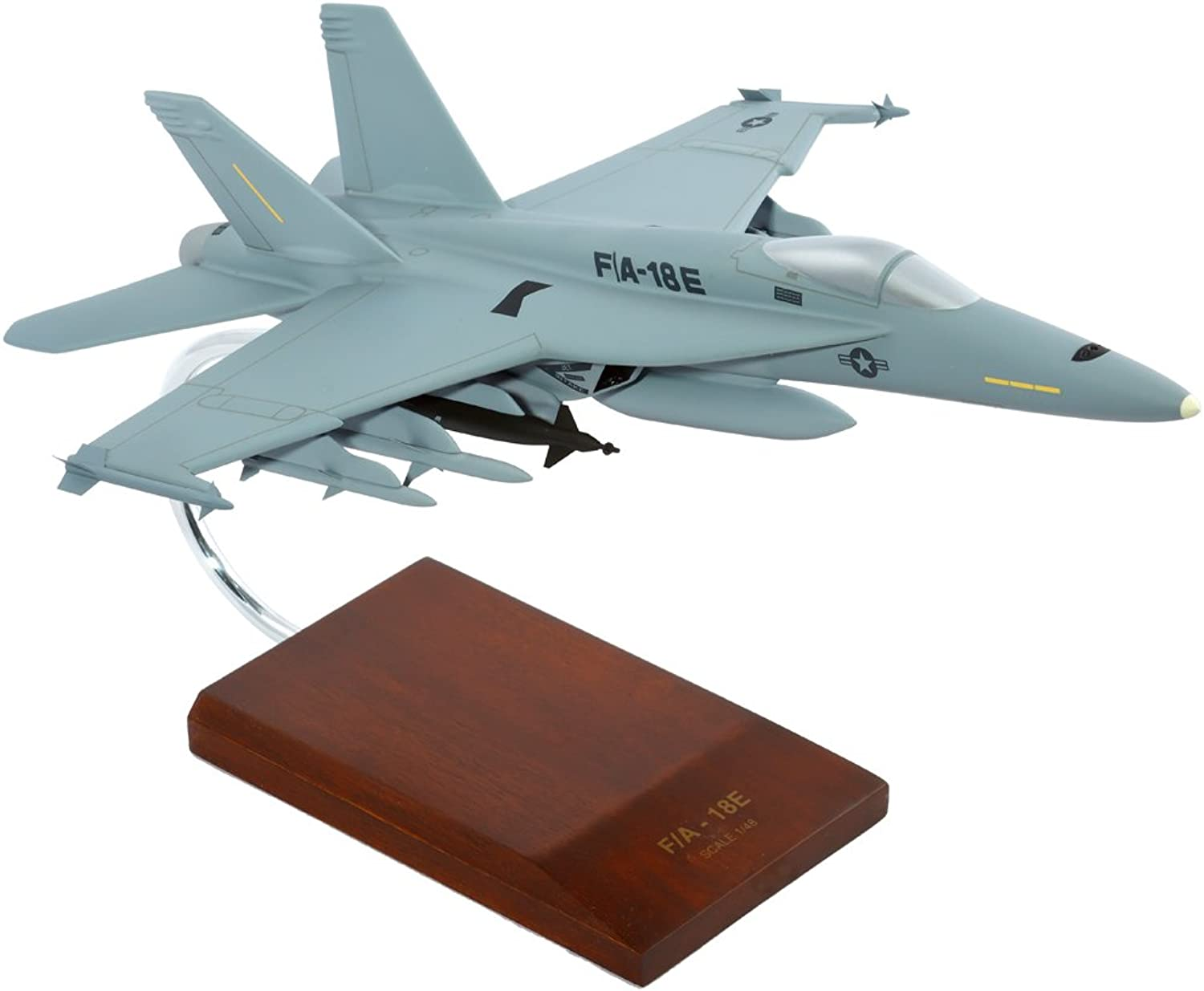 Mastercraft Collection F A18E Super Hornet model Scale  1 48