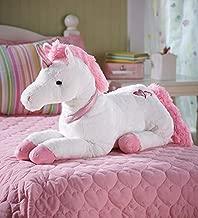 Large Super Soft Plush Dazzle the Unicorn Stuffed Animal