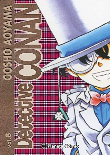 Detective Conan nº 08 (Manga Shonen)