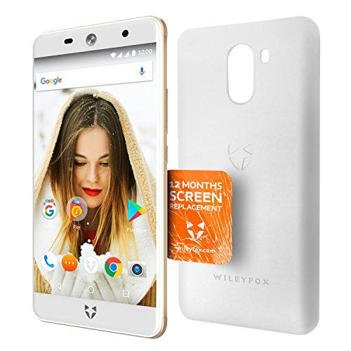 WileyFox – Smartphone Swift, con 2 Tarjetas SIM
