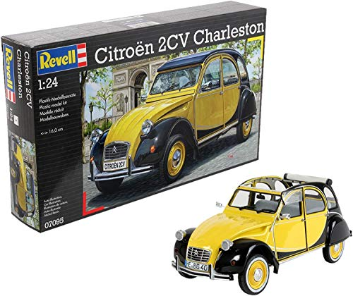 Revell - 07095 - Maquette - Citroën 2CV