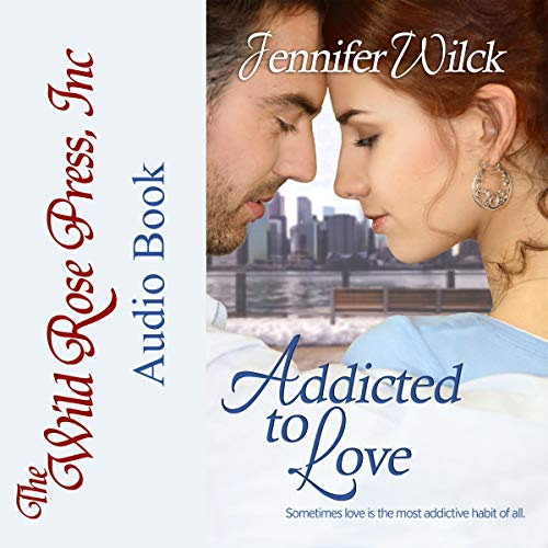 Addicted to Love audiobook cover art
