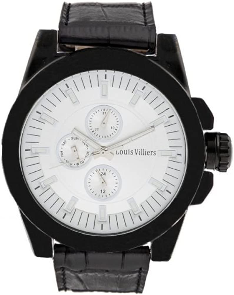 Louis Villiers Reloj de Pulsera LVAG3733-19