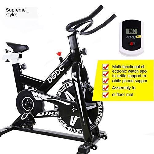 WXHHH Abdominal Aptitud Equipo De Bicicletas, Bicicletas Equipo De La Aptitud del Hogar Súper Tranquilo Bicicleta De Spinning Spinning