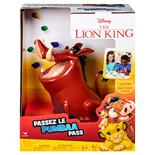 Lion King Pumbaa Pass Game