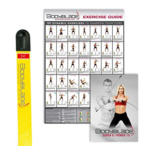 Physical Therapy Aids-72494 Bodyblade CXT, Yellow