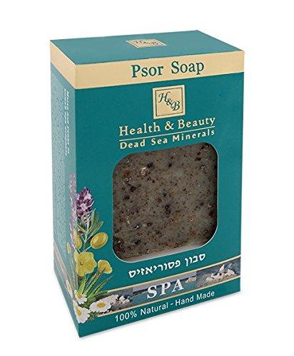 H&B Seife Psor, gegen Ekzeme und Schuppenflechte, für Gesicht/Körper, 100°g