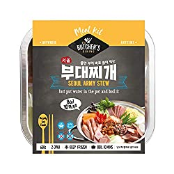 The Butcher's Dining Seoul Army Stew - Frozen, 650 g