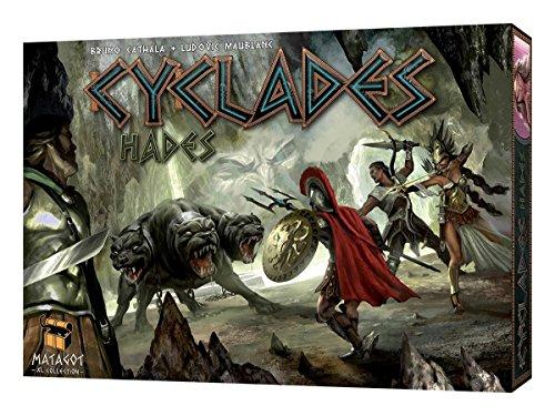 Asmodee 664203 - Kyklades Erweiterung - Hades , Polish Version