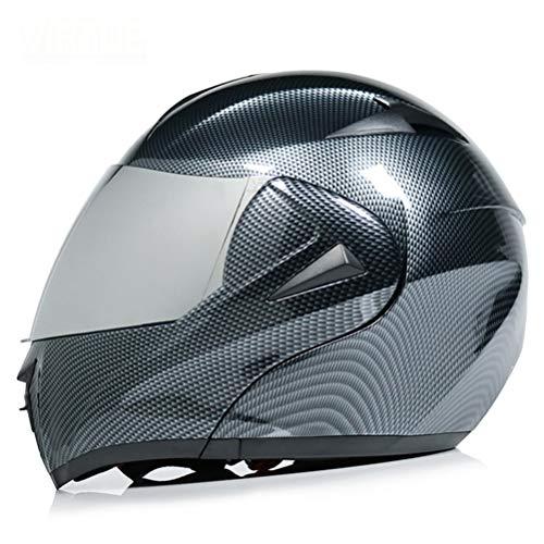 Liebhaber Leisester Klapp helme Motorradhelm Xlarge Integralhelm Visier Modulare Motorradhelme mit Sonnenblende