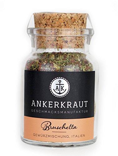 Ankerkraut Bruschetta, 55g im Korkenglas