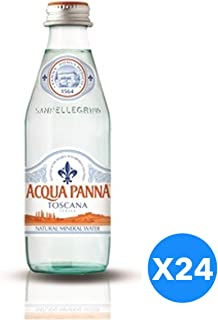 Acqua Panna Glass Water Bottle - 24 x 250 ml