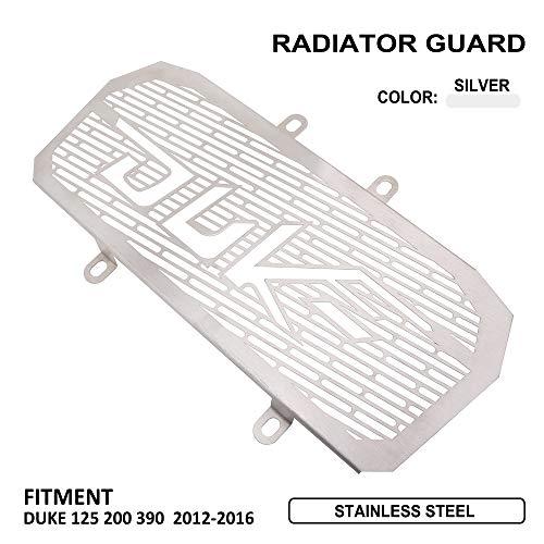 AnXin Motorcylce - Protector Parrilla radiador K.T.M