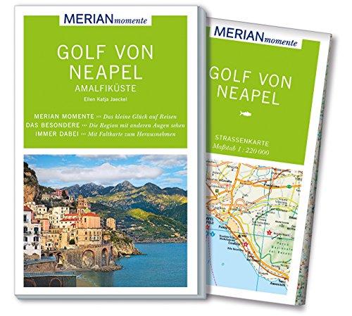 MERIAN momente Reiseführer Golf von Neapel Amalfiküste: Mit Extra-Karte zum Herausnehmen