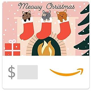 Amazon eGift Card - Meowy Christmas Stockings (B08CYTDWC4) | Amazon price tracker / tracking, Amazon price history charts, Amazon price watches, Amazon price drop alerts
