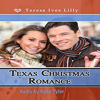 Texas Christmas Romance                   By:                                                                                                                                 Teresa Ives Lilly                               Narrated by:                                                                                                                                 Kate Tyler                      Length: 1 hr and 58 mins     16 ratings     Overall 4.2