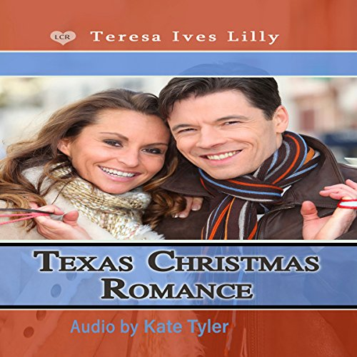 Texas Christmas Romance audiobook cover art