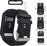 Zoom IMG-1 rukoy garmin vivoactive hr smartwatch