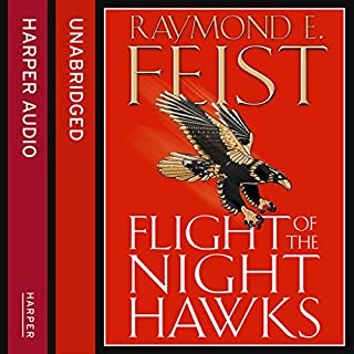 Flight of the Night Hawks cover art