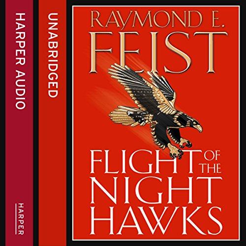 Couverture de Flight of the Night Hawks